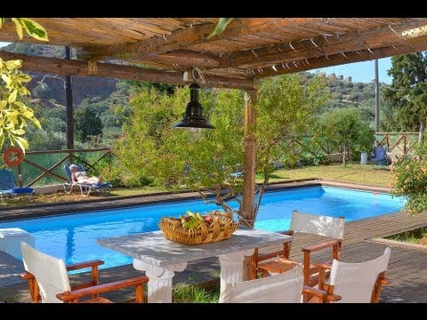Elounda Villa For Sale Greek Holiday Villa In Crete Island