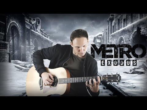 Metro Exodus - Race Against Fate (Guitar Cover)