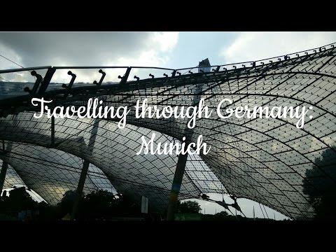 Travelling through Germany: Munich | XiaoMi Yi