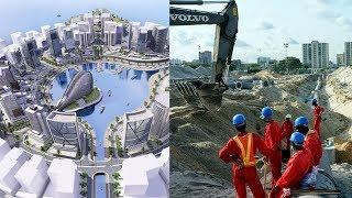 African Mega Projects ep.1 | The African Shanghai, Eko Atlantic City in Nigeria