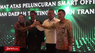 Smart Office Mudahkan Transakasi Pegawai Kemendes PDTT - JPNN.com