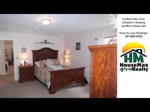 3756 Bryce Street, Cocoa, FL Presented by Karen & Larry Fleckinger.