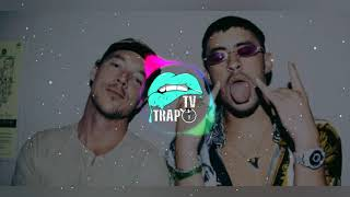 200 MPH FT Diplo - Bad bunny (Audio Oficial)