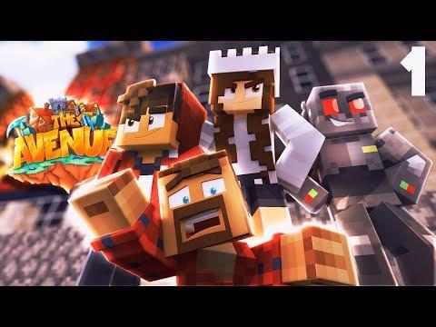 """Where... Where am I?"" | The Avenue Minecraft Modded SMP #1"