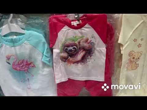 Рынок Садовод. Детские вещи от 80 рублей