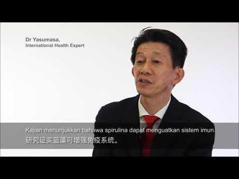 Organic Spirulina FAQ Videos by Dr. Yasumasa (17)