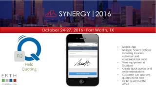 quadra for synergy2016