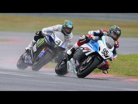 AMA Pro SuperBike Race 1 - New Jersey Motorsports Park - 2014