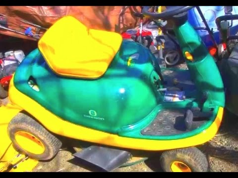 Quot Yard Bug Quot Yard Man Riding Lawnmower By Mtd Belt