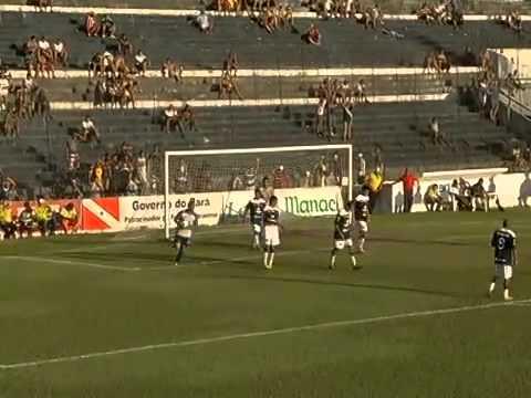 Remo 4 x 2 Penarol-AM - Gols - Campeonato Brasileiro Série D 2012 [01/07/12]