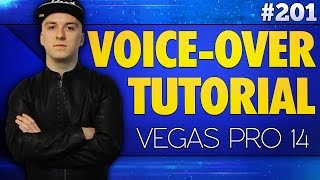 How to add color Background to Text (Vegas Pro).
