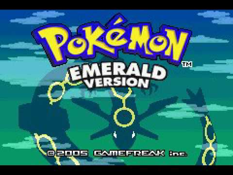 Pokémon World Link Beta 1.0 Title Screen (Intro Theme)