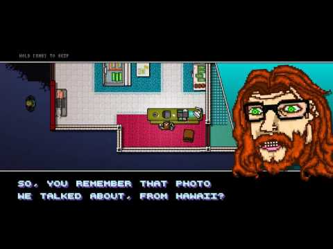 HotlineMiami2-Wrong number: Release level (1/2)
