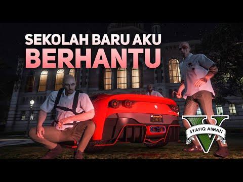 SEKOLAH BARU AKU BERHANTU! - GTA 5 Online (Bahasa Malaysia)