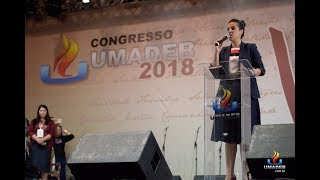 Miss. Camila Barros - UMADEB 2018
