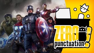 Marvel's Avengers (Zero Punctuation) (Video Game Video Review)