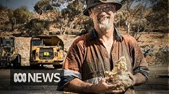Gold 'mother lode' worth $15 million unearthed in Western Australia