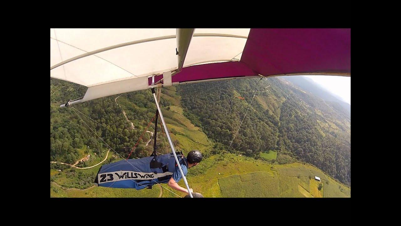 World of Delta Wing in Valle de Bravo Live it!