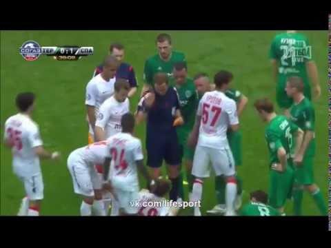 Терек Спартак 4:2 супер матч!!!