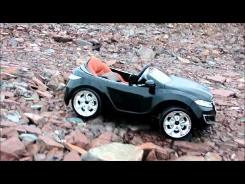 видео: Тест драйв детского электромобиля Henes Phantom Premium!