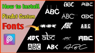 How To Add Hindi Font In Picsart