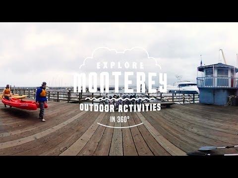 Explore Monterey: Outdoor Activities in 360
