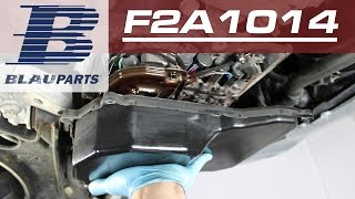 How To Change VW Beetle, CC, Jetta, Passat, Rabbit Transmission Fluid & Filter Aisin O9G