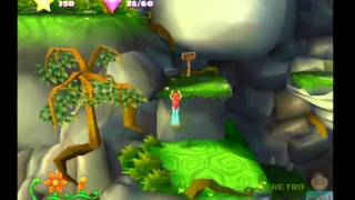 Winx Club PS2 Gameplay ( Konami ) Playstation 2