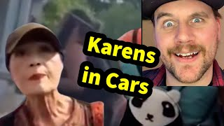 Karens in Cars   Comedy React   SmileyDaveUK