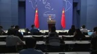 China comments on US-China trade talks