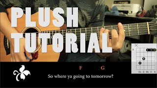 "Como tocar ""Plush"" de Stone Temple Pilots - Tutorial Guitarra (HD)"