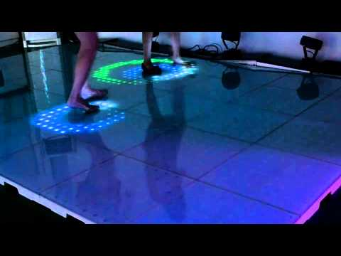 Led light dancing floor for clubs bars malls youtube led light dancing floor for clubs bars malls aloadofball Image collections