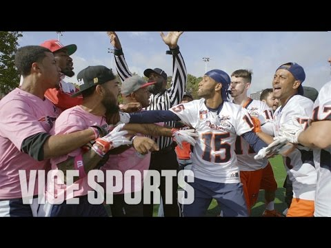 High-Stakes Street Football in New York City: KOTU (Episode 5)
