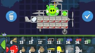 Bad piggies sandbox creations