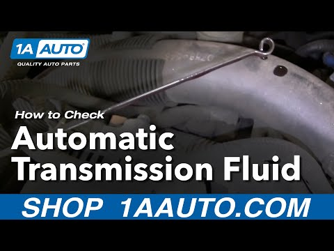 Auto Repair: How Do I Check or Add Automatic Transmission Fluid to My Car or Truck?