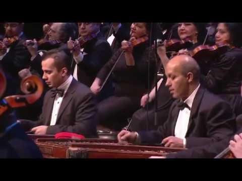 """Будапештский симфонический оркестр цыган  """"100 скрипок"""" Барвиха 11 ноября 2018 г._1 мин"""