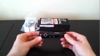 eagletac tx25c2 xm l2 1x18650 2xcr123a rcr flashlight review by selfbuilt