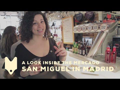 A Look Inside the Mercado de San Miguel in Madrid | Devour Madrid