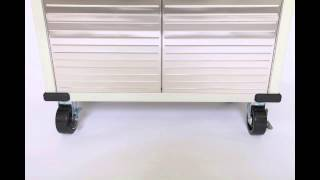 UltraHD Storage Cabinet from Seville Classics