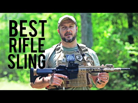 The Best AR Rifle Sling