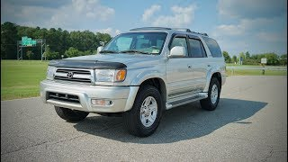 Davis AutoSports TOYOTA 4RUNNER LIMITED / 1 OWNER / FULLY SERVICED /