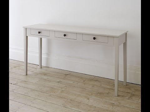 distressed hallway drawers furniture modish with hall lifestyle table living in drawer victoria products white grande console swedish