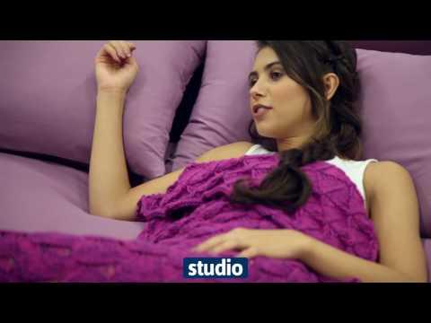 Mermaid Blanket - studio.co.uk