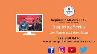 Jay Pujara with Ram Majji