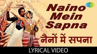 Naino Mein Sapna with lyrics | नैनो में सपना गाने के बोल | Himmatwala | Jeetendra/Sridevi