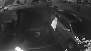Surveillance Video: Aspinwall Police Seek Attempted Break-In Suspect