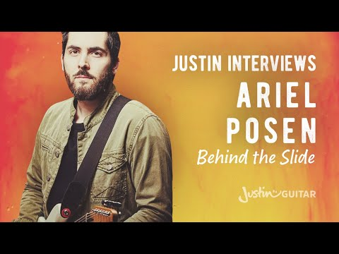 Playing Behind The Slide With Ariel Posen | Advanced Slide Techniques Guitar Lesson