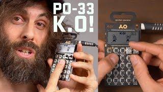 PO-33 K.O! Quick Explain + Jam