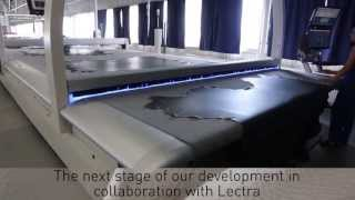 Lectra Versalis® leather cutting solution - POLIPOL customer story Thumbnail