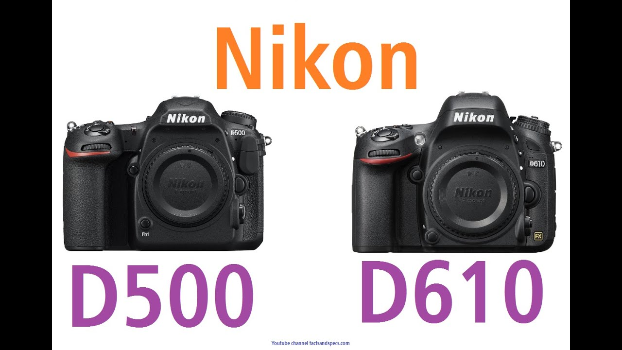nikon d610 how to use